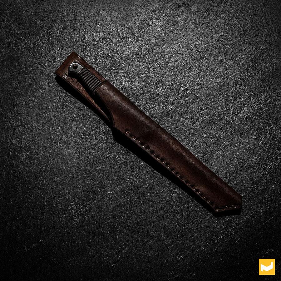 Lederscheide v2.0 für das Cold Steel The Spike Tanto