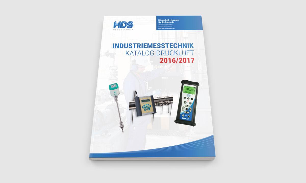 HDS Messtechnik Katalog 2016/17