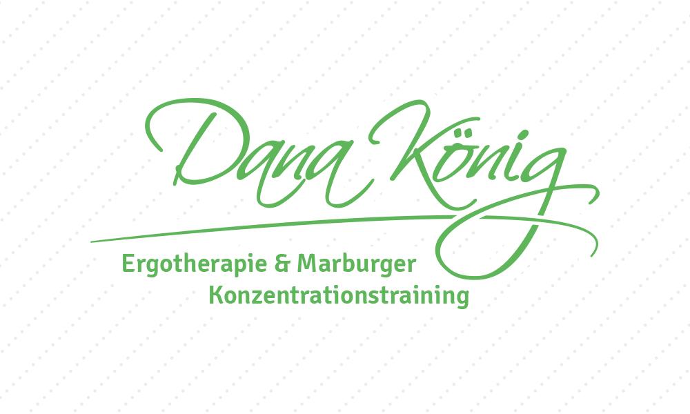 Logo von Dana König, Ergotherapeutin und zertifizierte MKT-Trainerin aus Dortmund