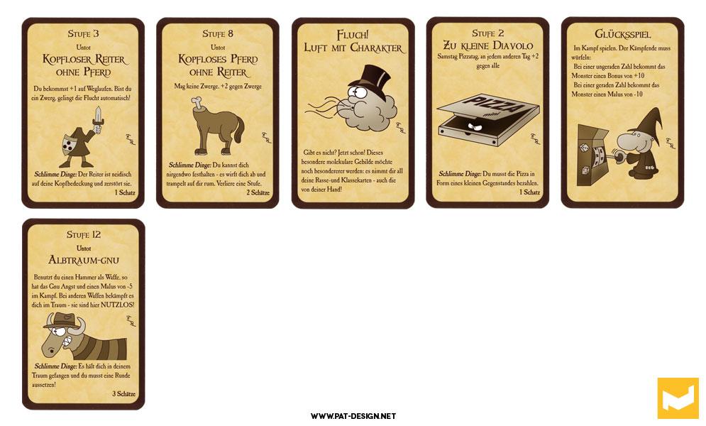 Munchkin Bonuskarten