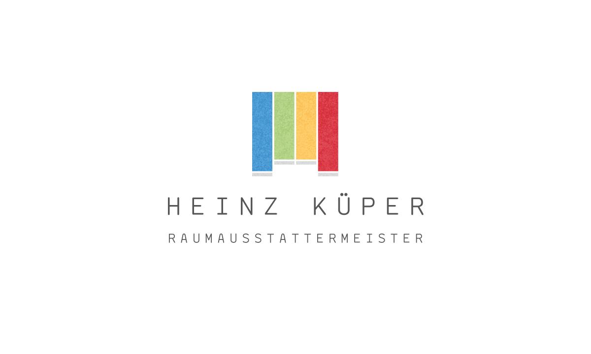 Heinz Küper, Logo