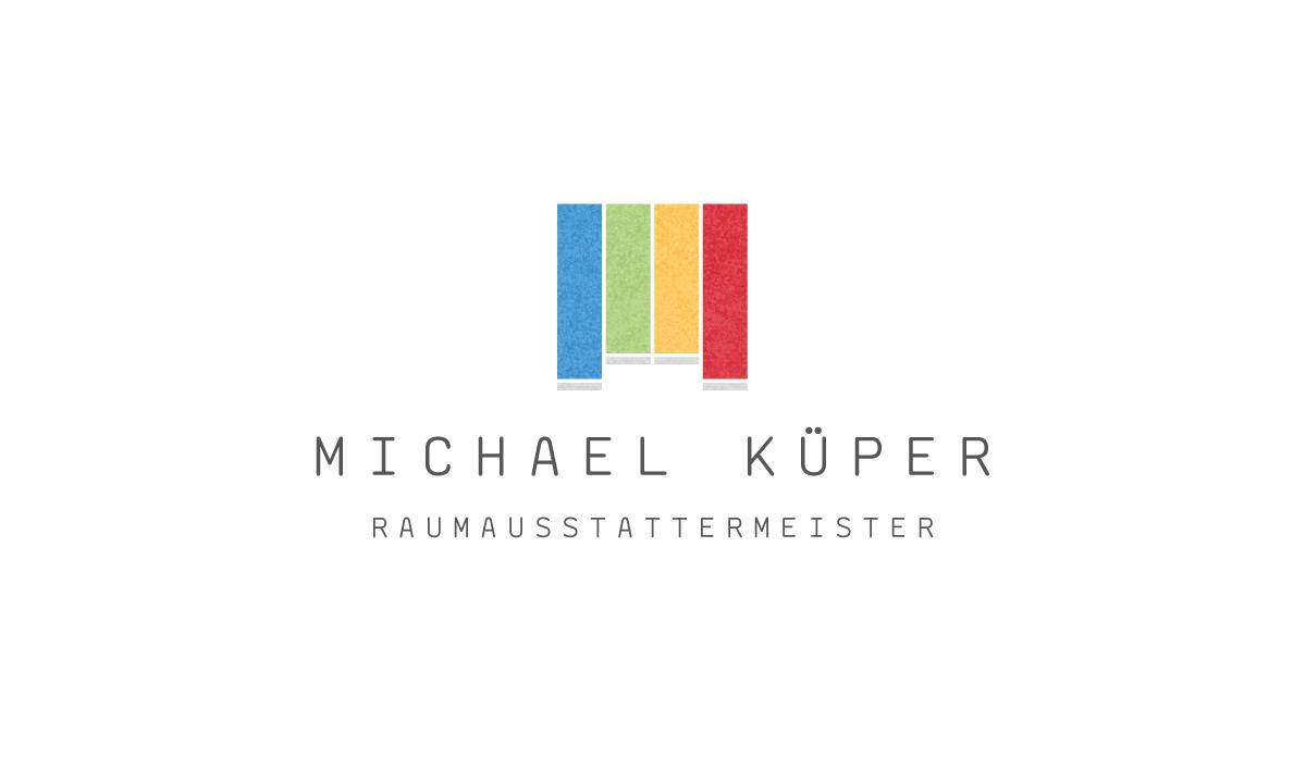 Michael Küper, Logo (zukünftig)