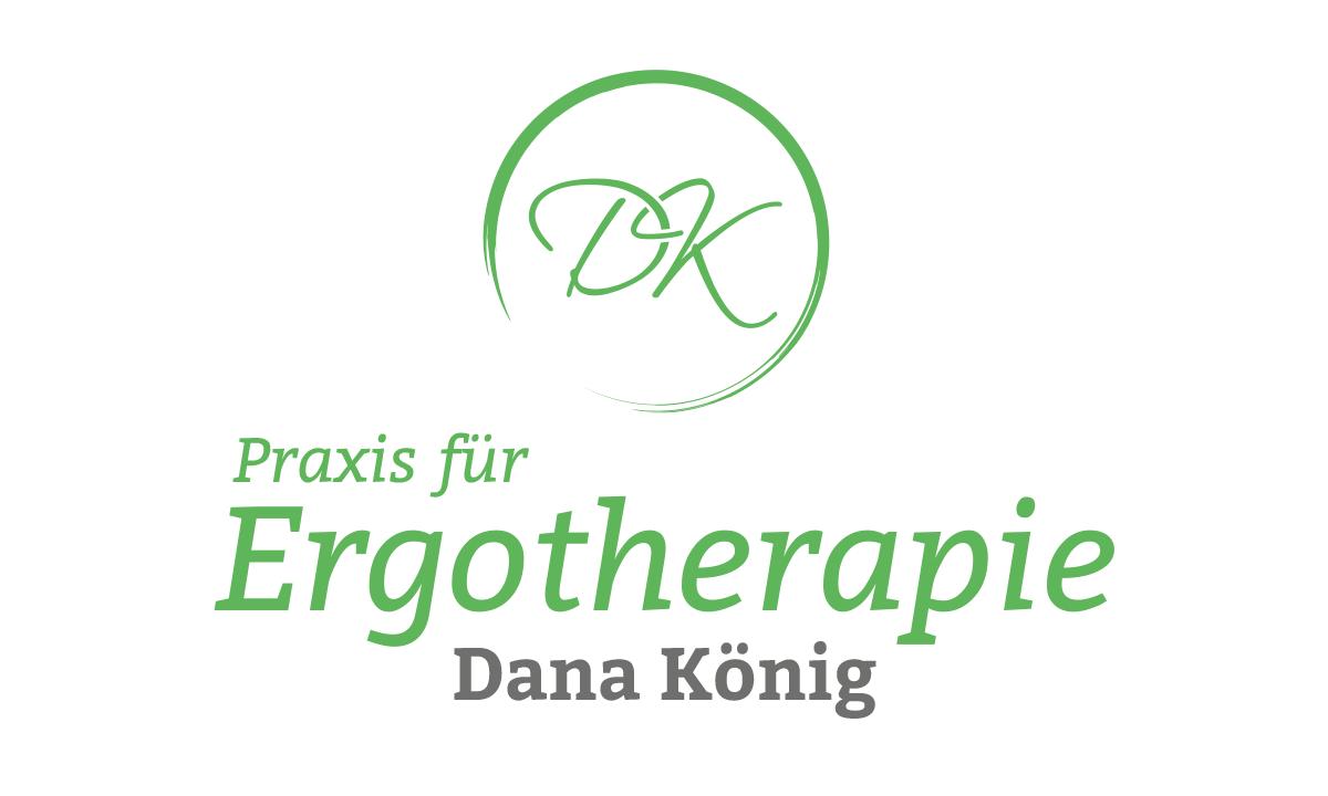 Logo Praxis für Ergotherapie Dana König