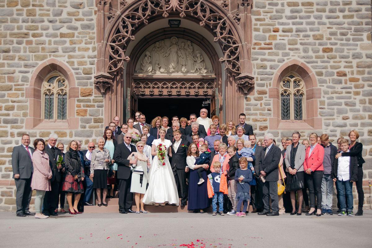 Hochzeit Isabell & Michael