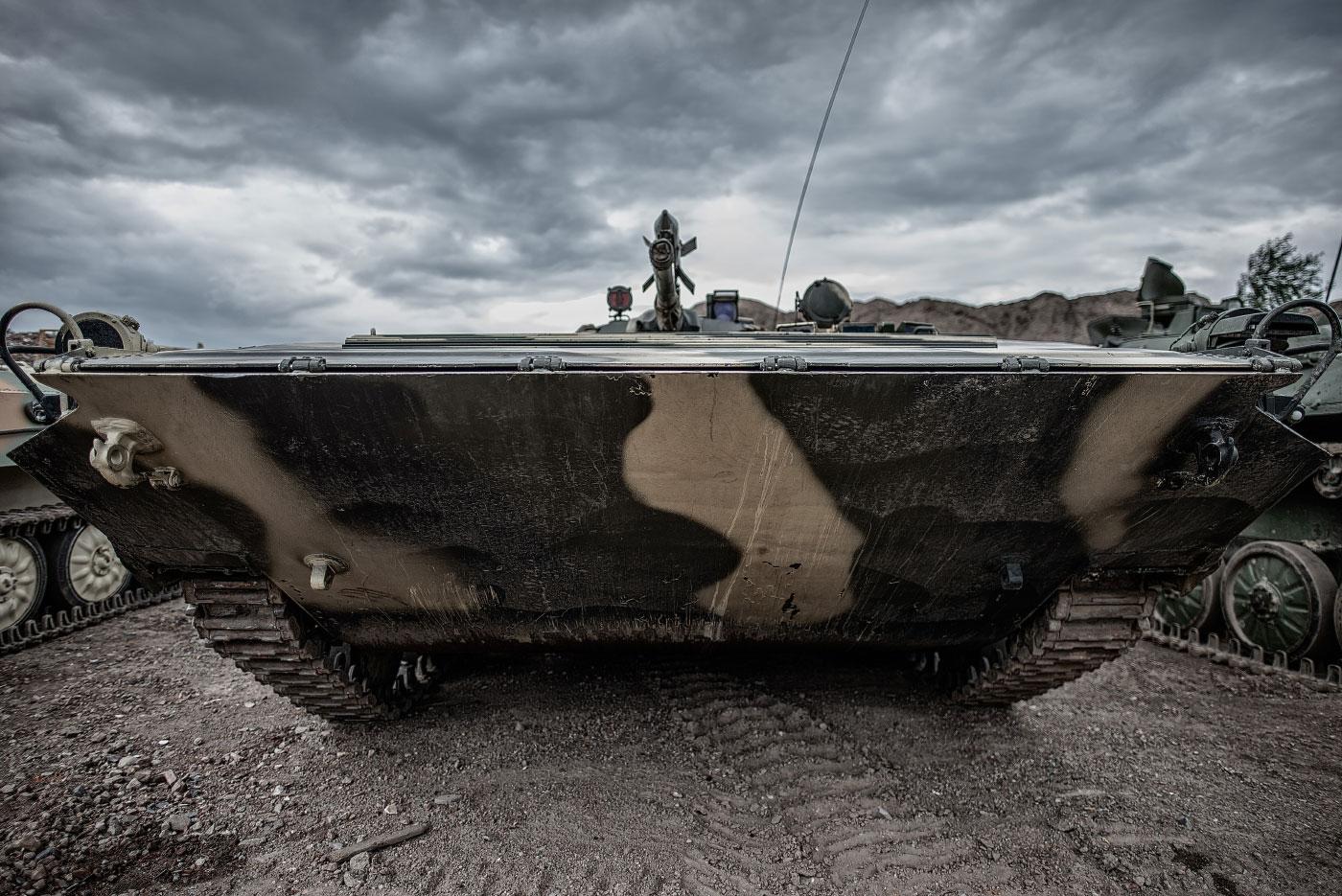 Panzertreffen, BMP-2
