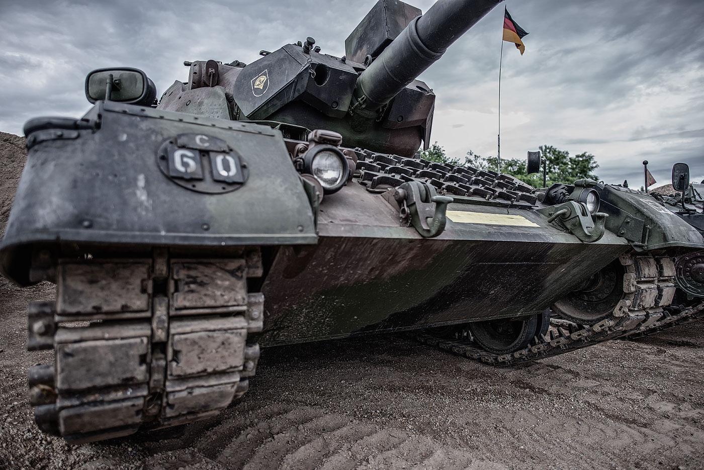 Panzertreffen, Leopard 1