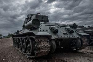 Panzertreffen, T-34