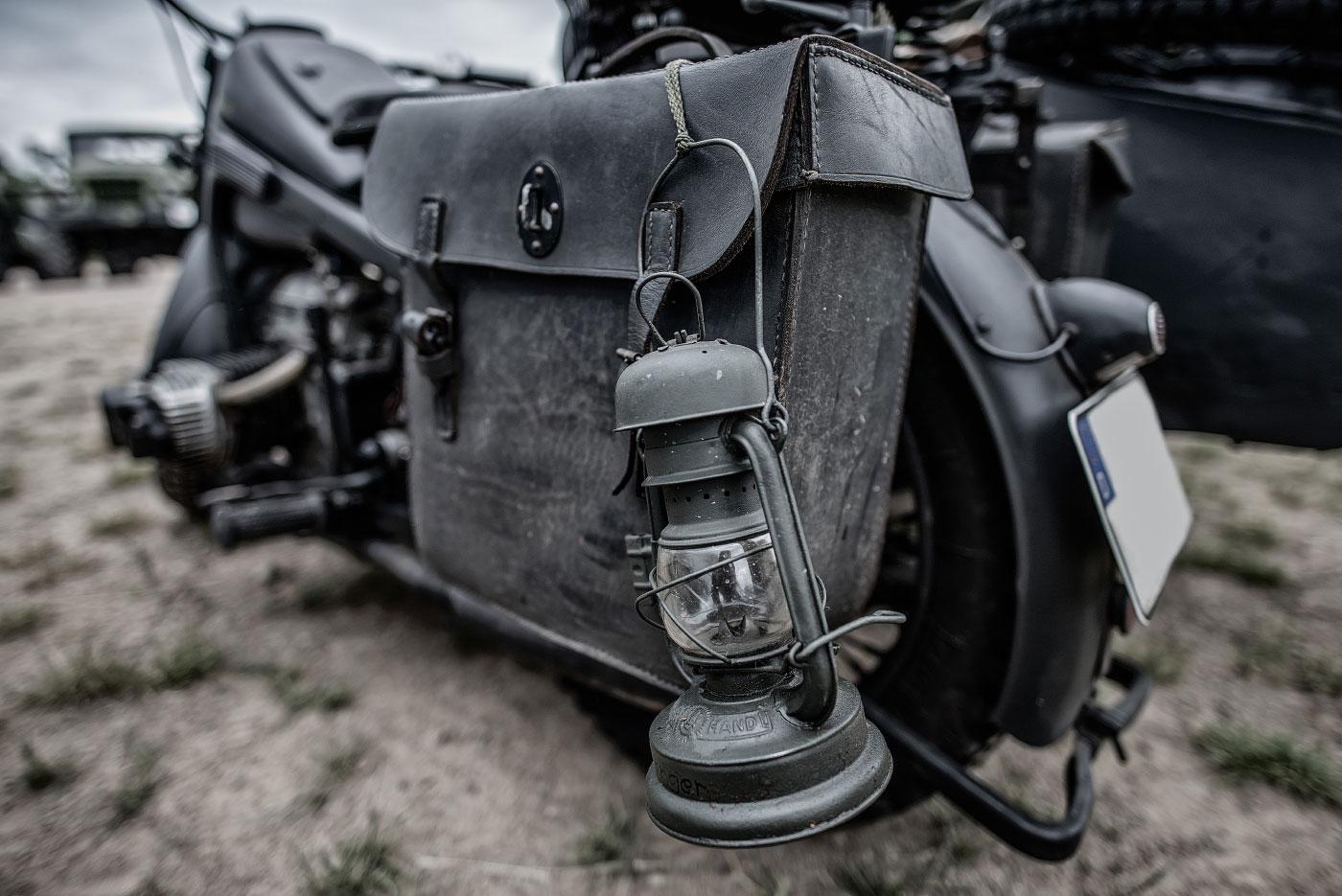 Panzertreffen, Motorrad