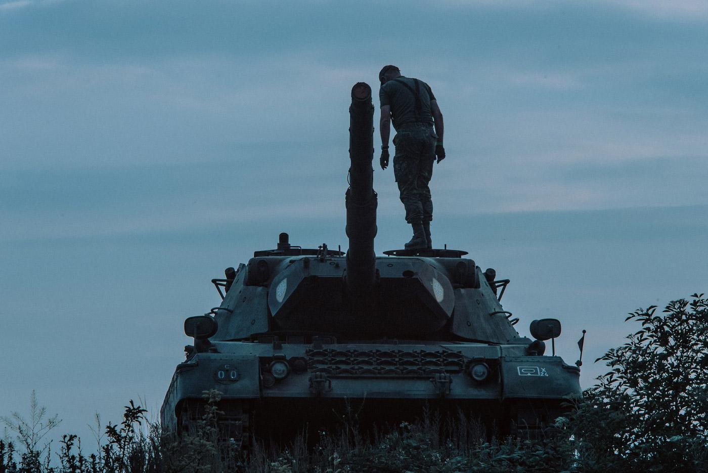 Panzertreffen 2018, Leopard 1