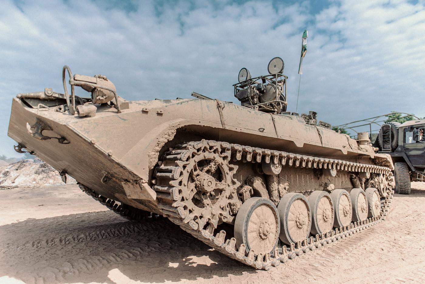 Panzertreffen 2018, BMP-1