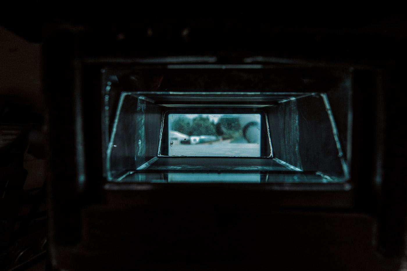 Panzertreffen 2018, Leopard 1 Spiegelsystem