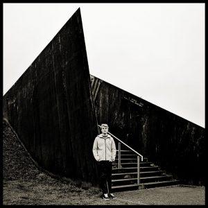 Fotoshooting mit Leander Siemann